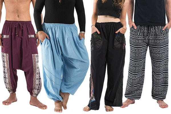 Thai Cotton Pants