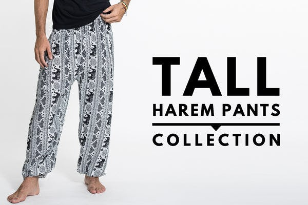 Tall Harem Pants