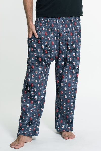 Petit Elephant Tall Harem Pants in Black