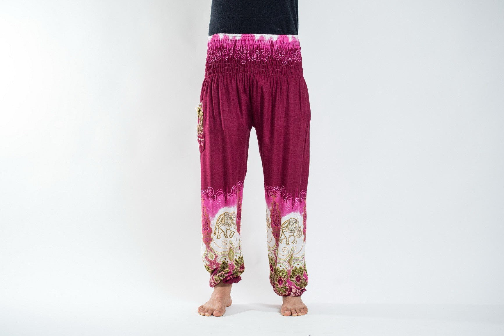 harem pants with tops - photo #8