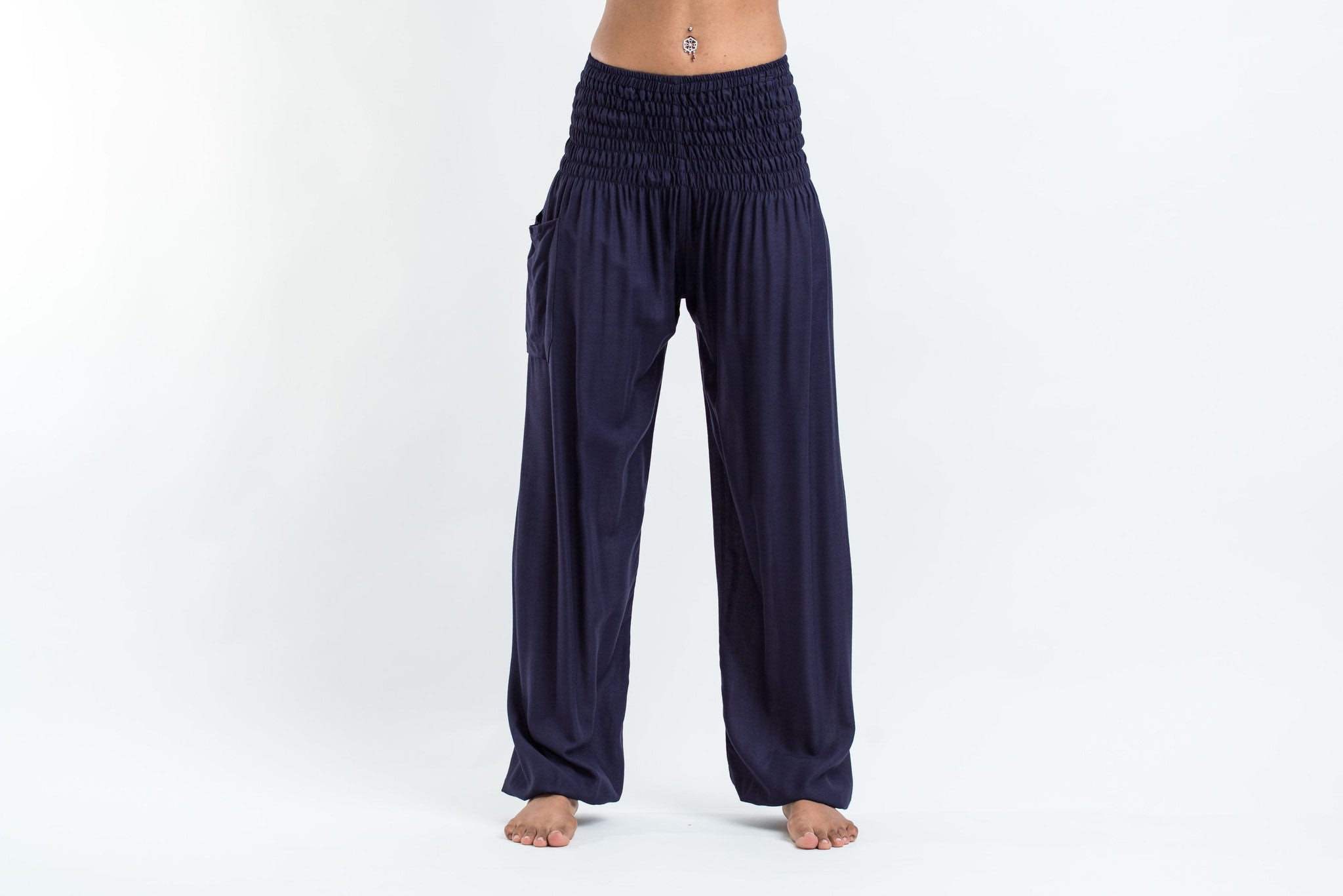 Excellent Stylish Harem Pants For Women With Hippie Fisher Design  Designers